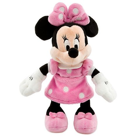 Minnie Maus - Bean Bag Stofftier mini
