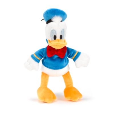 Donald Duck - Bean Bag Stoffpuppe