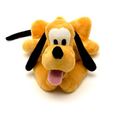 Pluto Mini Bean Bag Soft Toy