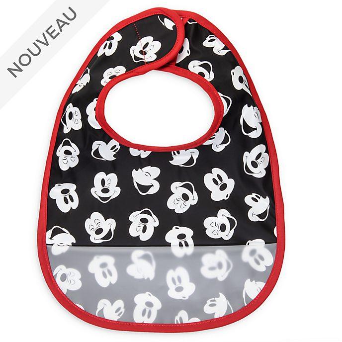 Disney Store Bavoir Mickey pour bébé