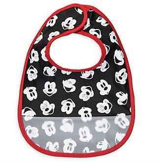 Babero para bebé Mickey Mouse, Disney Store