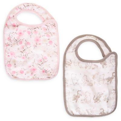 Nalle Puh-haklappar för baby (2-pack)