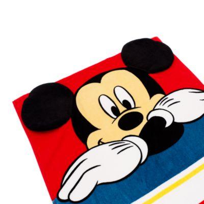 Serviette de bain Mickey Mouse pour bébé