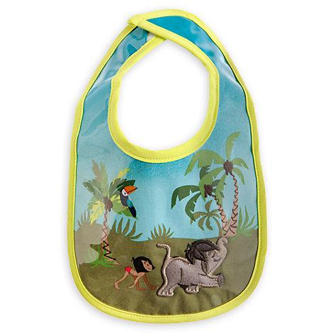 The Jungle Book Baby Bib