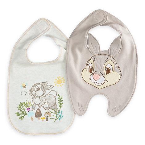 Thumper Baby Bibs, 2 pack