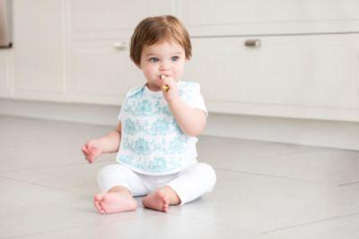 Bambi - Aden + Anais - Baby-Lätzchen mit Verschluss, 3er Set