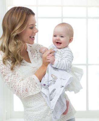 Winnie Puuh - Aden + Anais - Baby-Tücher aus Baumwolle; 3er Set