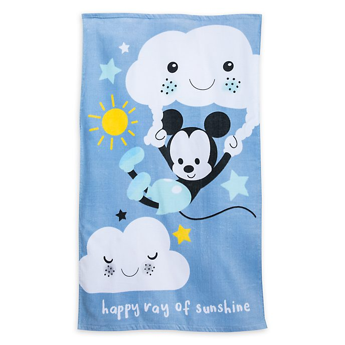 Mickey Mouse Baby Swim Towel