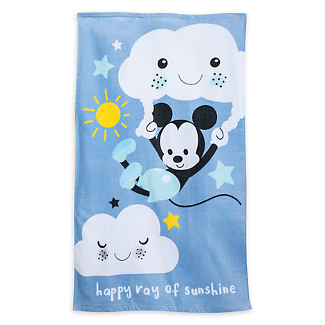 Mickey Mouse Baby Swim Towel