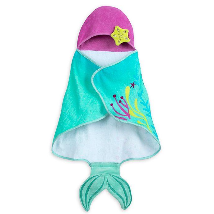 Arielle, die Meerjungfrau - Baby-Kapuzenhandtuch