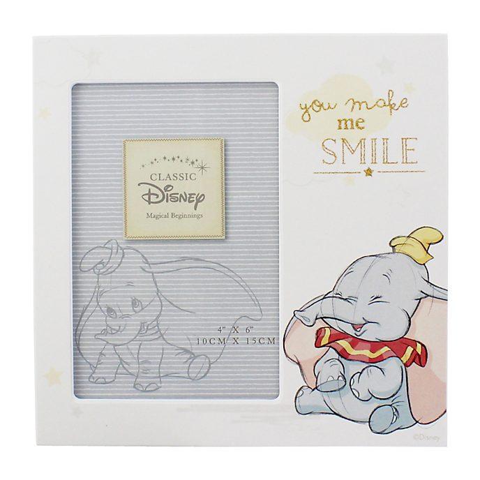 Cadre photo Dumbo pour bébé