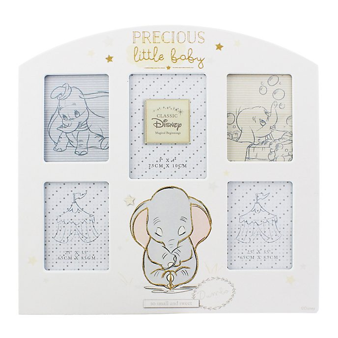 Dumbo Baby Collage Photo Frame