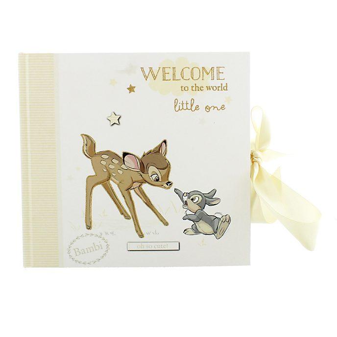 Bambi Baby Photo Album