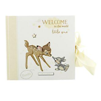 Bambi - Fotoalbum für Babyfotos