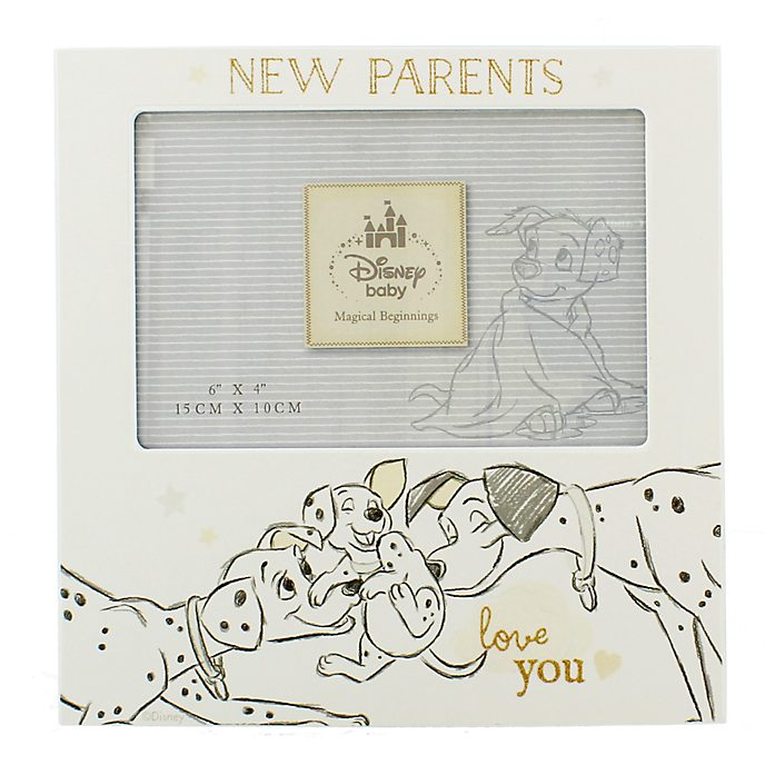 101 Dalmatians Baby Photo Frame