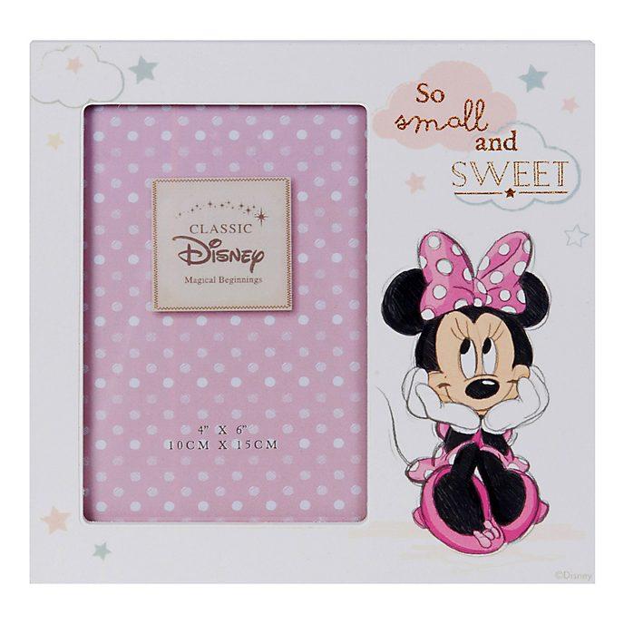 Cadre photo Minnie Mouse pour bébés