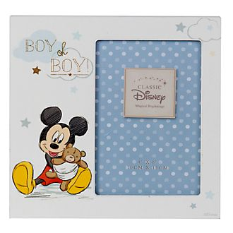 Cadre photo Mickey Mouse pour bébés