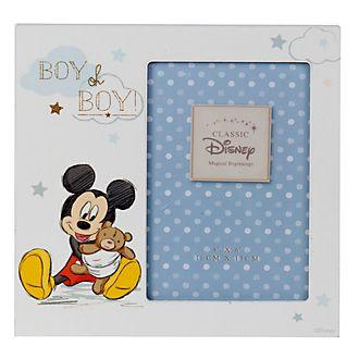 Marco para fotos de bebé Mickey Mouse