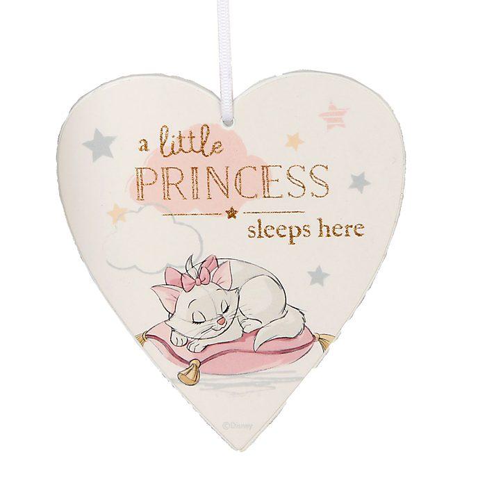 Marie Baby Plaque