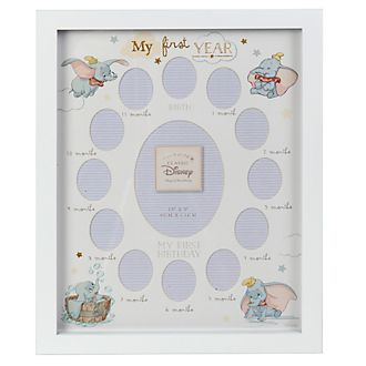 Dumbo My First Year Baby Photo Frame