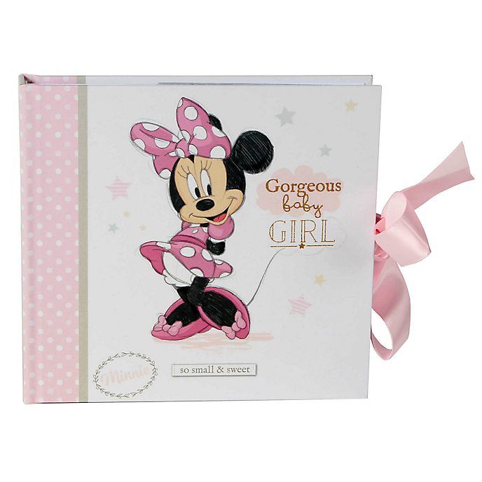 Minnie Maus - Baby-Fotoalbum
