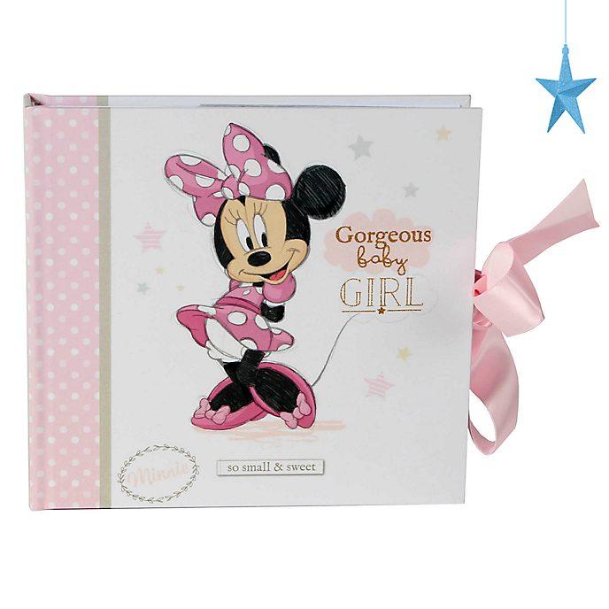 Album photo Minnie Mouse pour bébés