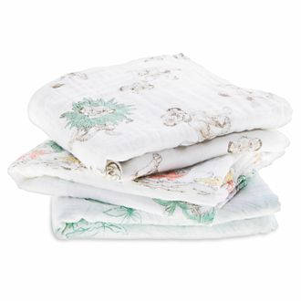 Aden and Anais The Lion King Muslin Squares, Set of 3