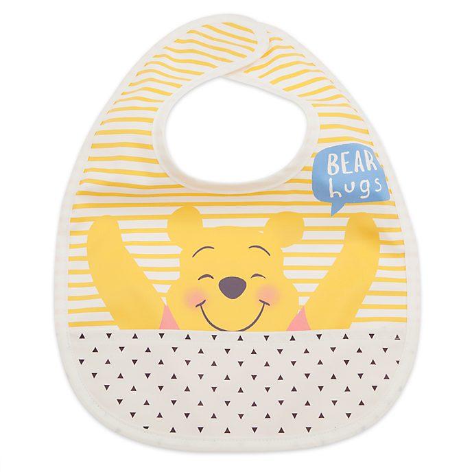 Disney Store Winnie the Pooh Baby Bib
