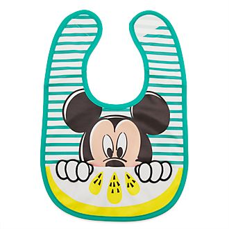 Disney Store Mickey Mouse Baby Bib