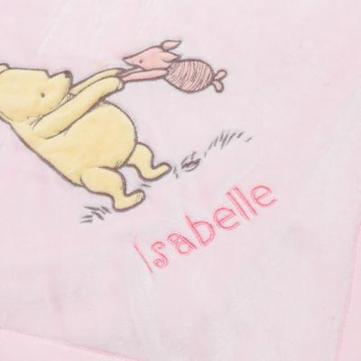 Winnie the Pooh Layette Baby Blanket
