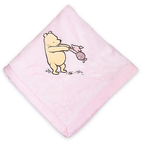 Winnie Puuh – Decke für Babys