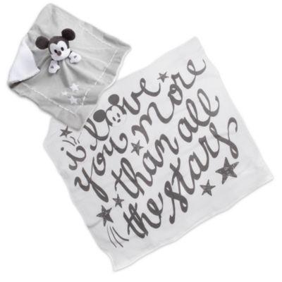 Ensemble cadeau pour bébé Langes Mickey Mouse