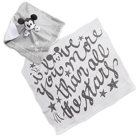 Micky Maus - Wickel-Geschenkset für Babys