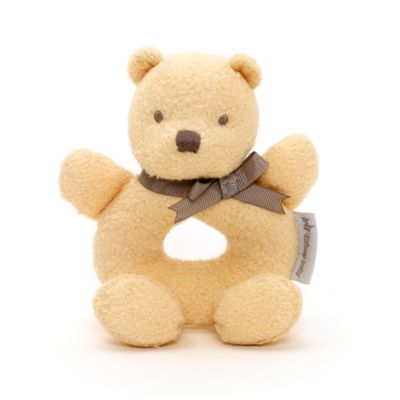 Ensemble cadeau personnalisé pour bébé Winnie l'Ourson Layette Bleu