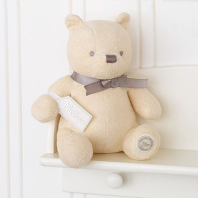 Canastilla de bebé unisex personalizada Winnie the Pooh
