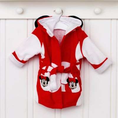 Minnie Mouse Cute and Cosy Personalised Baby Gift Set