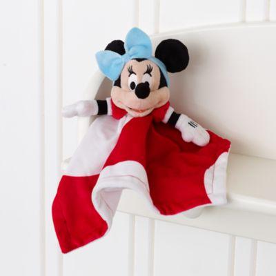 Ensemble cadeauMinnie Mouse personnalisable mignon et douillet pour bébé
