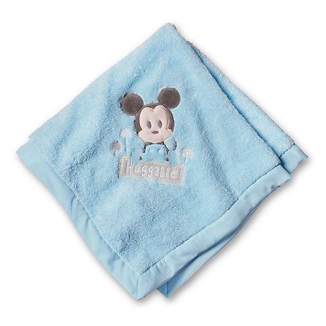 Mickey Mouse babytæppe