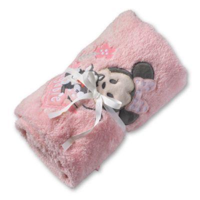 Manta de Minnie para bebé