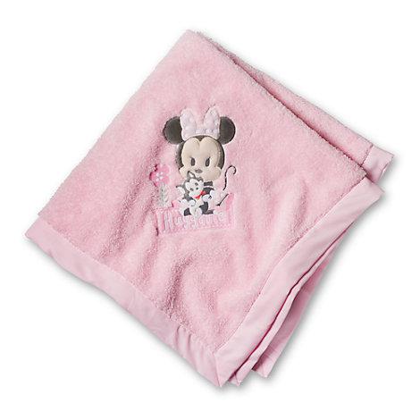 Minnie Maus - Babydecke