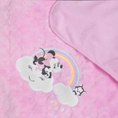 Manta para bebé Minnie