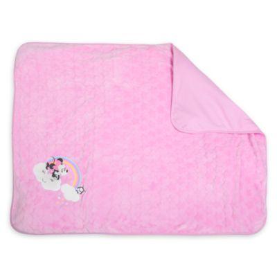 Couverture Minnie Mouse pour bébés