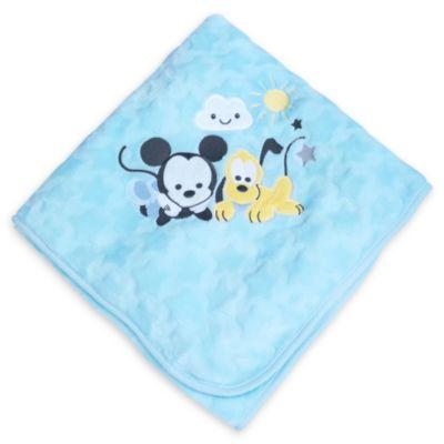 Couverture Mickey Mouse pour bébés