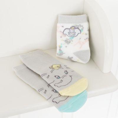Canastilla de bebé personalizada de Dumbo