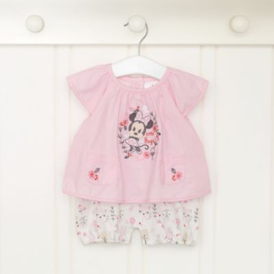 Minnie Mouse Personalised Baby Gift Set
