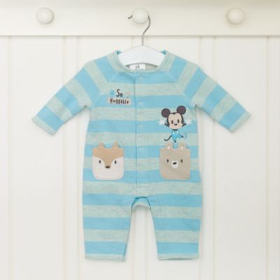 Mickey Mouse Personalised Baby Gift Set