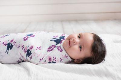 Set de 4 arrullos de Bambi de Aden + Anais para bebé