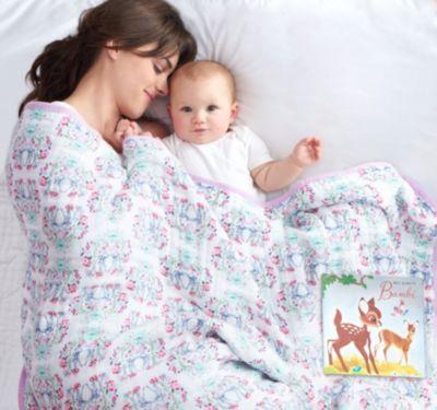 Coperta neonato Aden and Anais Bambi