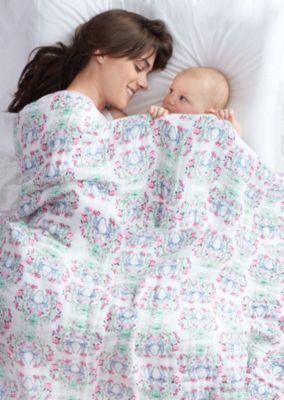 Mantita para dormir de Bambi de Aden + Anais para bebé