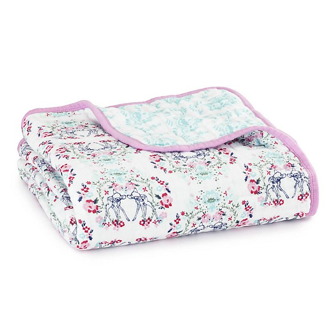 Aden and Anais Bambi Baby Dream Blanket